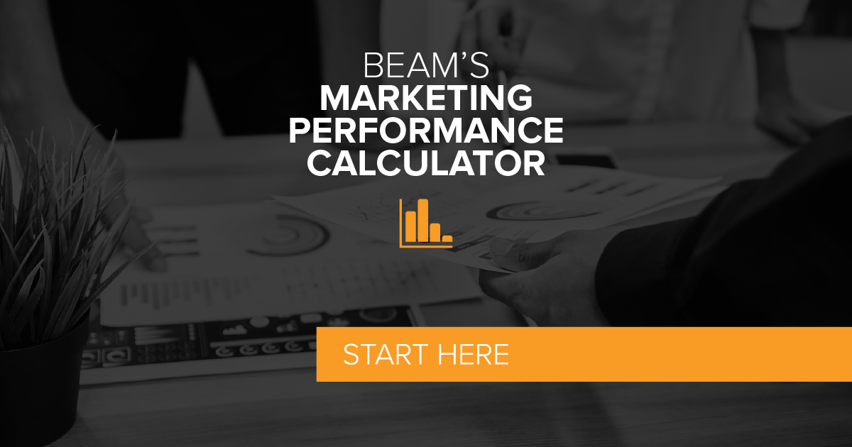 BEAM Marketing Performance Calculator