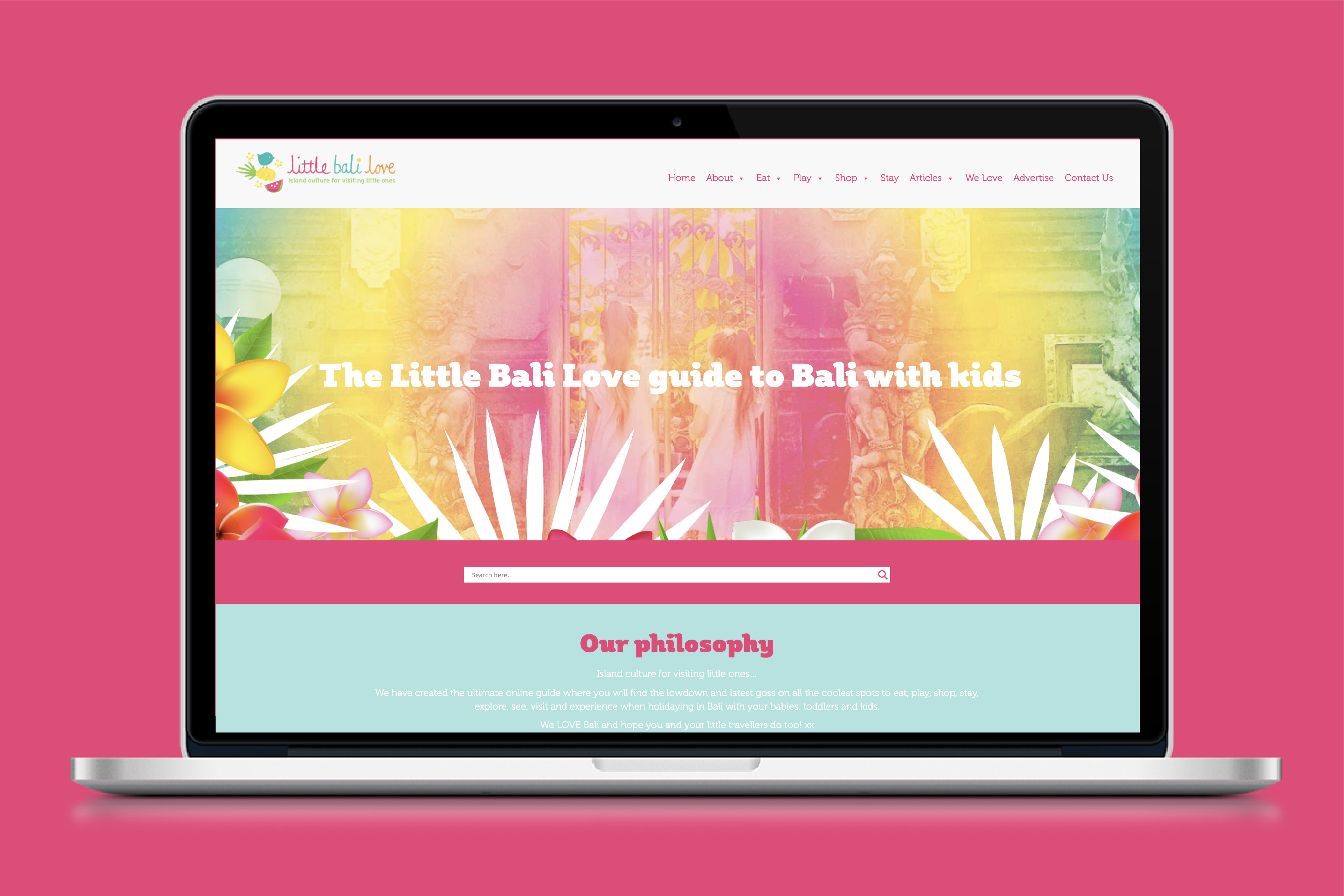 Beam Creative Design Portfolio-Little Bali